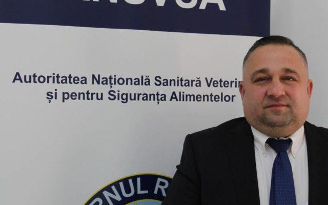 Ioan Alexandru Zarug a fost numit vicepreşedinte ANSVSA