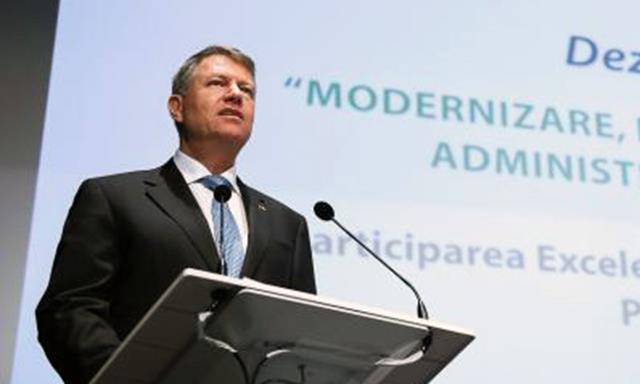 Iohannis a promulgat Legea bugetului de stat pe 2020