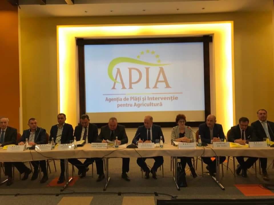COMUNICAT DE PRESĂ  privind Campania de informare în rândul fermierilor, dedicată exclusiv  măsurilor delegate de AFIR către APIA din PNDR  2014 – 2020
