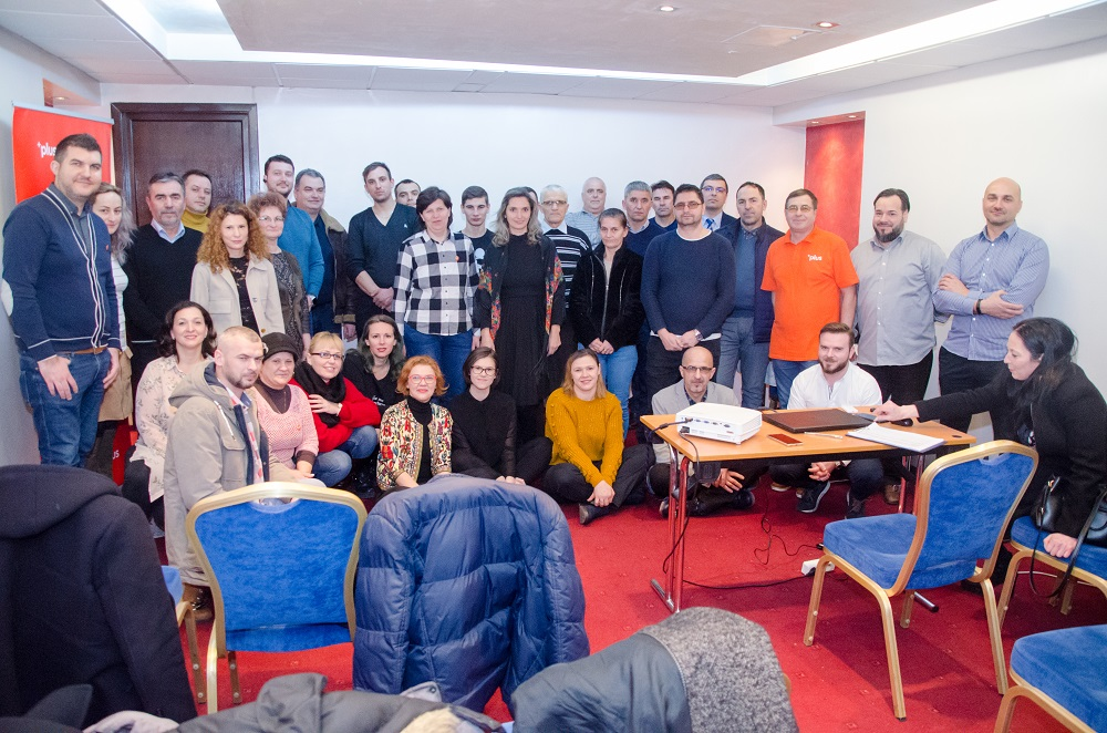 PLUS Botoșani scoate la bătaie candidaturile pentru primari și consilieri