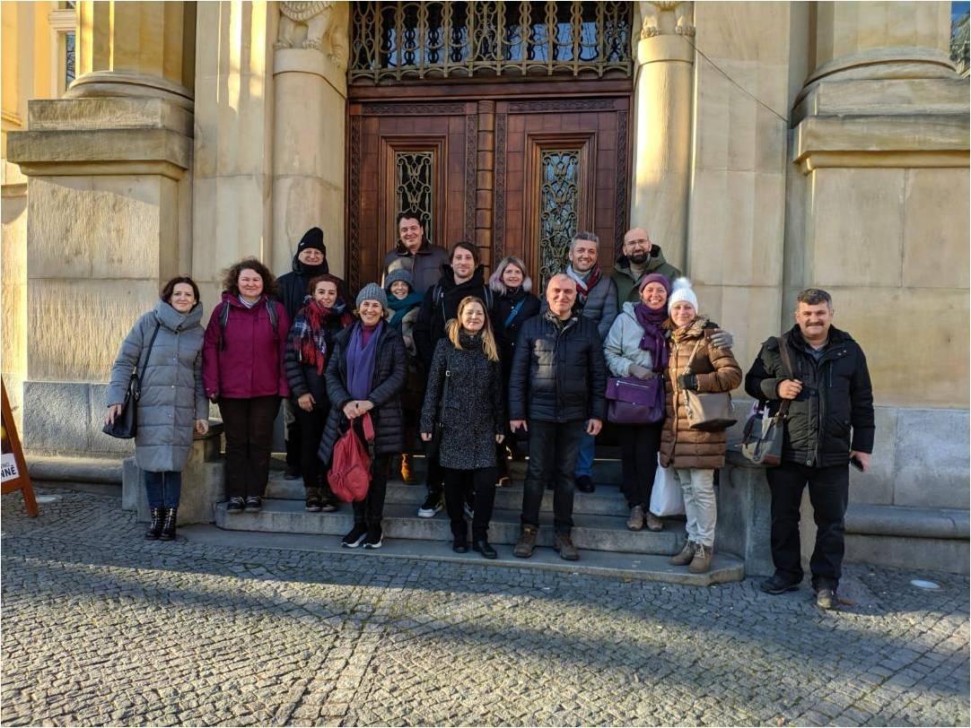 Cehi, turci şi italieni alături de Elie Radu al Botoşanilor