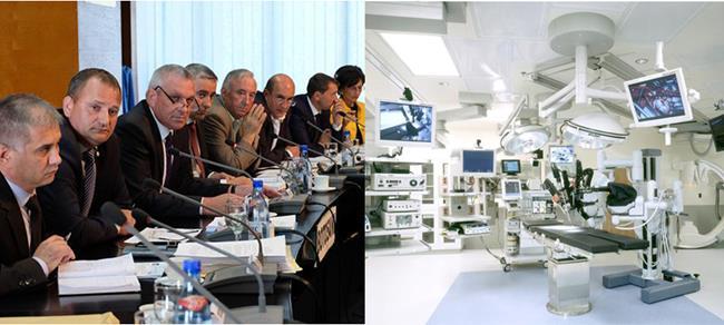 COVID-19:  Consiliul Județean alocă 3 milioane de lei pentru achiziționarea de aparatură la Spitalul Județean!
