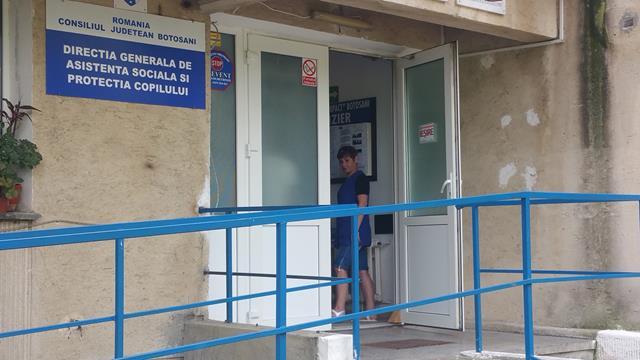 DGASPC Botoșani a suspendat interacțiunea directă cu beneficiarii