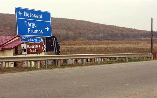 A fost stabilit constructorul pentru drumul Botoșani – Târgu Frumos
