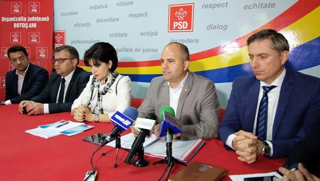 Parlamentarii PSD NU susțin propunerea transformării Maternității Botoșani în Spital COVID-19