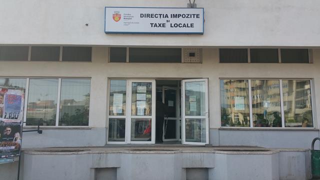 Măsuri suplimentare de protecție la Direcția de Taxe și Impozite