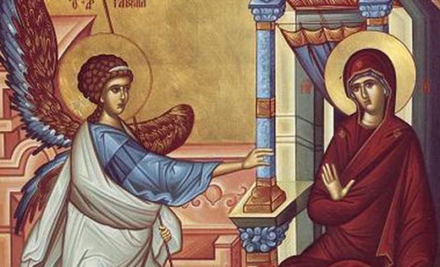 CALENDAR: Astăzi creştinii sărbătoresc Buna Vestire
