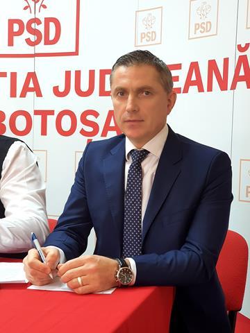 Costel Lupașcu:,,Solicit Guvernului dotarea în regim de urgență a Spitalului Judeţean Botoșani cu un analizator care va depista rapid infecția cu coronavirus''
