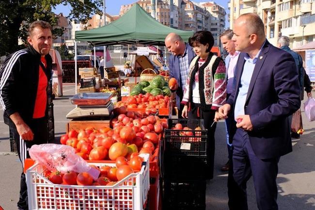 """Senator LUCIAN TRUFIN:  """"URGENT – PLAFONAȚI PREȚURILE ȘI NU ÎNCHIDEȚI PIEȚELE AGROALIMENTARE!"""""""