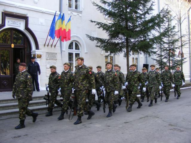 COVID-19:   Militari din Garnizoana Botoșani execută misiuni specifice în contextul instituirii stării de urgență