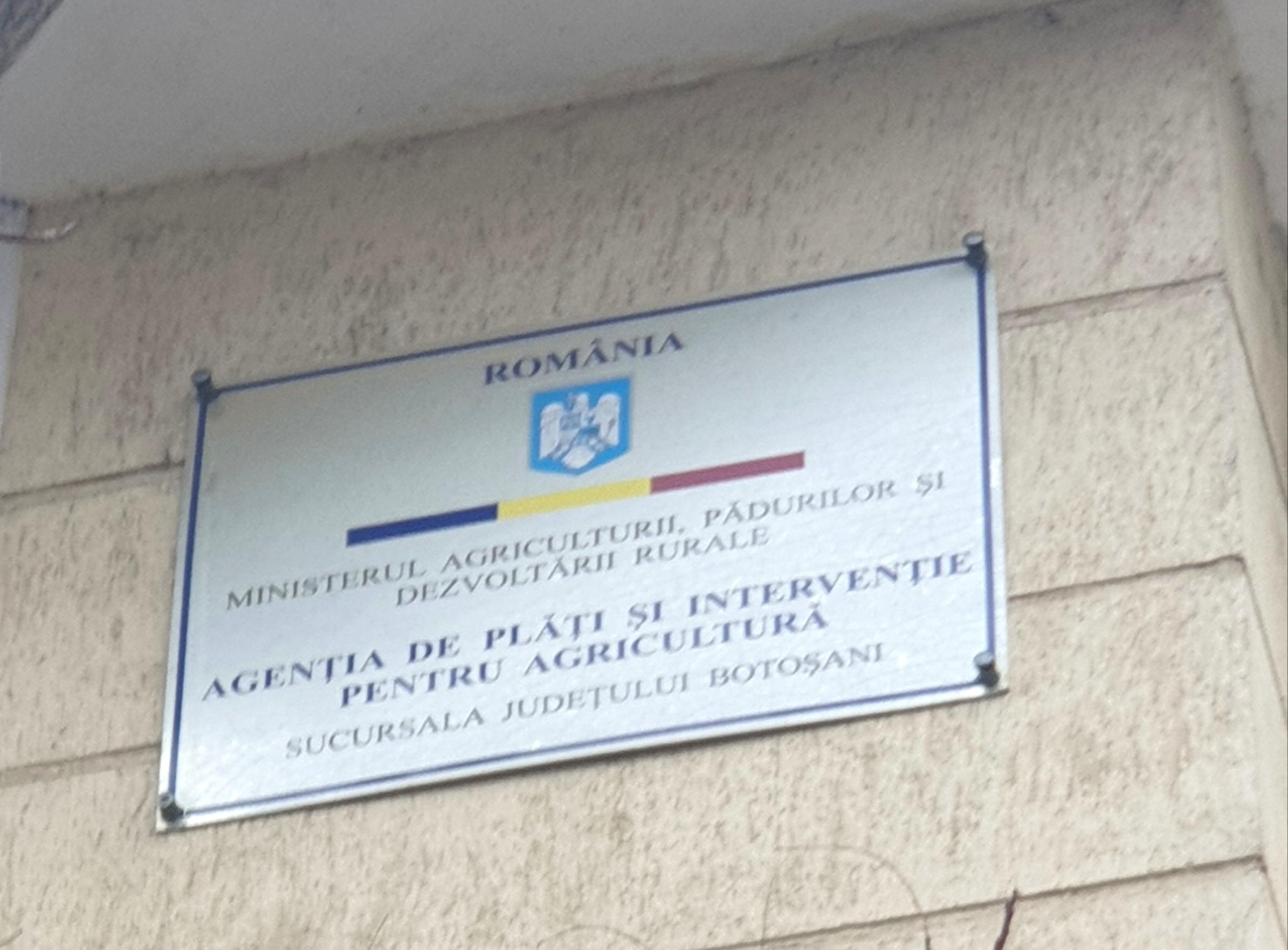 APIA BOTOSANI:  Stadiul depunerii Cererilor Unice de Plată și termenul limită la care se încheie depunerea fără penalizări în cadrul Campaniei 2020