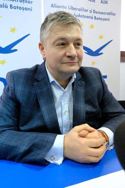 Filiala ALDE Botoșani trage un semnal de alarmă autorităților județene, să aloce urgent sume de bani necesare protecției botoșanenilor împotriva Coronavirusului!