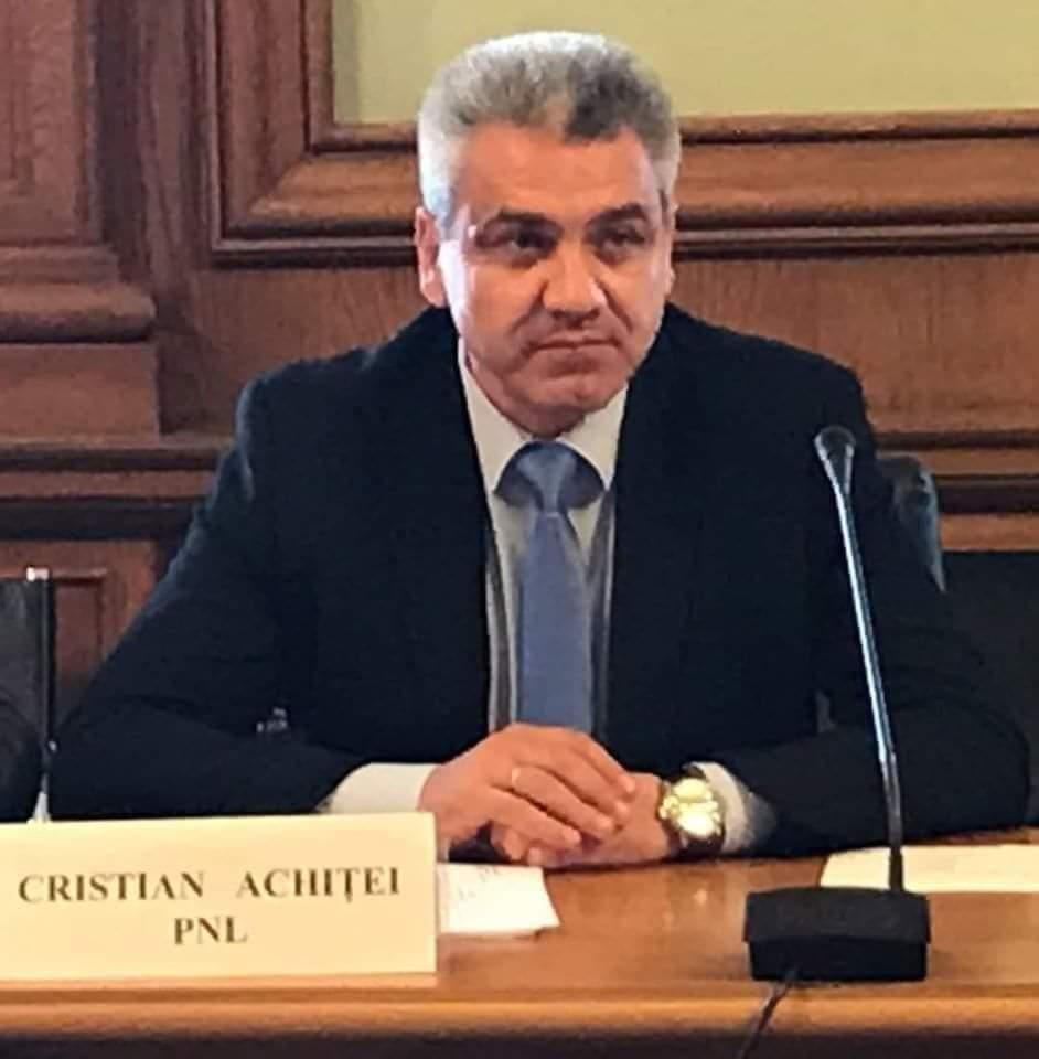 """DEPUTAT CRISTIAN ACHIȚEI: """"Cale deschisă pentru semnarea contractelor de modernizare a DN 28B și DN 29D"""""""