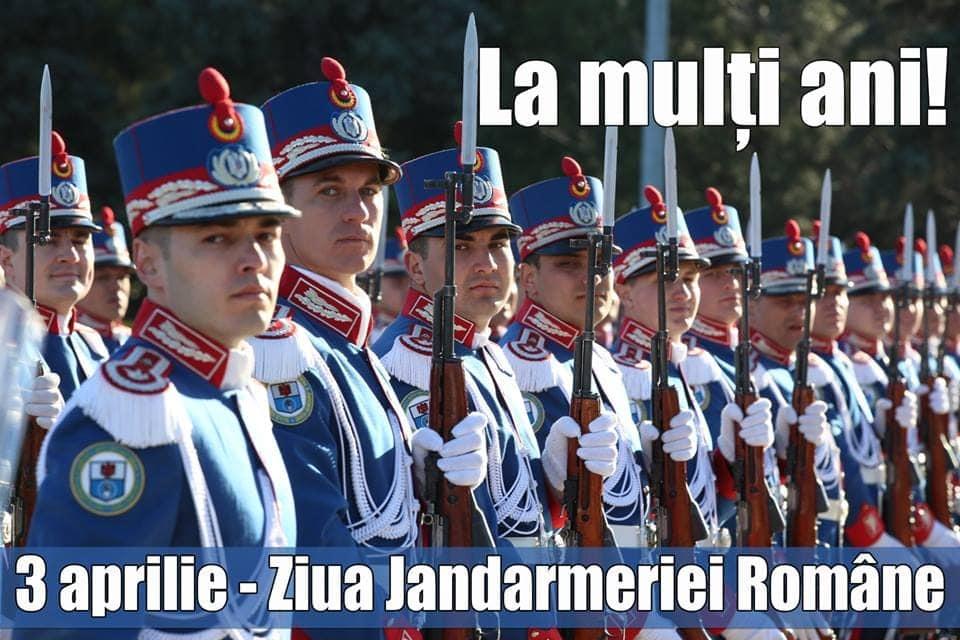 """Filiala ALDE Botoșani:   """"La mulți ani, Jandarmeriei Române pentru 170 de ani de la înființare!"""""""