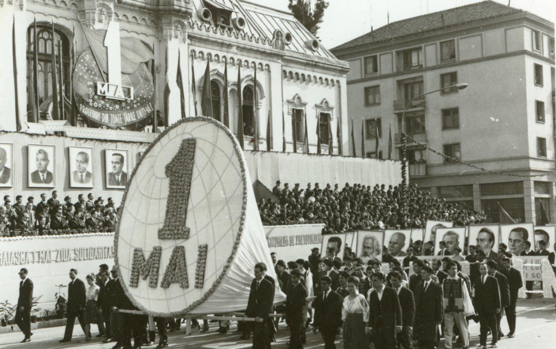 CALENDAR: 1 MAI – Ziua Internațională a Muncii