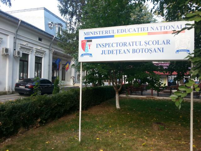 Inspectoratul Școlar Judeţean Botoșani derulează un studiu privind îmbunătățirea calității învățării în mediul on-line/la distanță