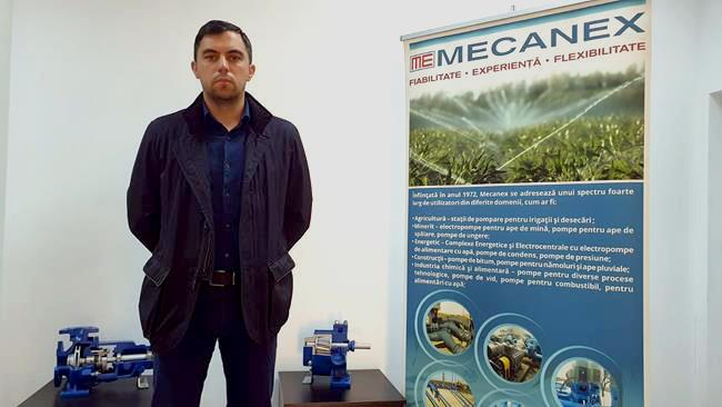 FOTO/VIDEO    Unicul producător de pompe de apă și piese de schimb de pe teritoriul României este în  județul Botoșani