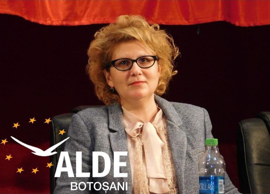 """Roxana Florentina Țurcanu, Președintele ALDE Botoșani: """"Irigațiile sunt colacul de salvare pentru agricultorii botoșăneni!"""""""