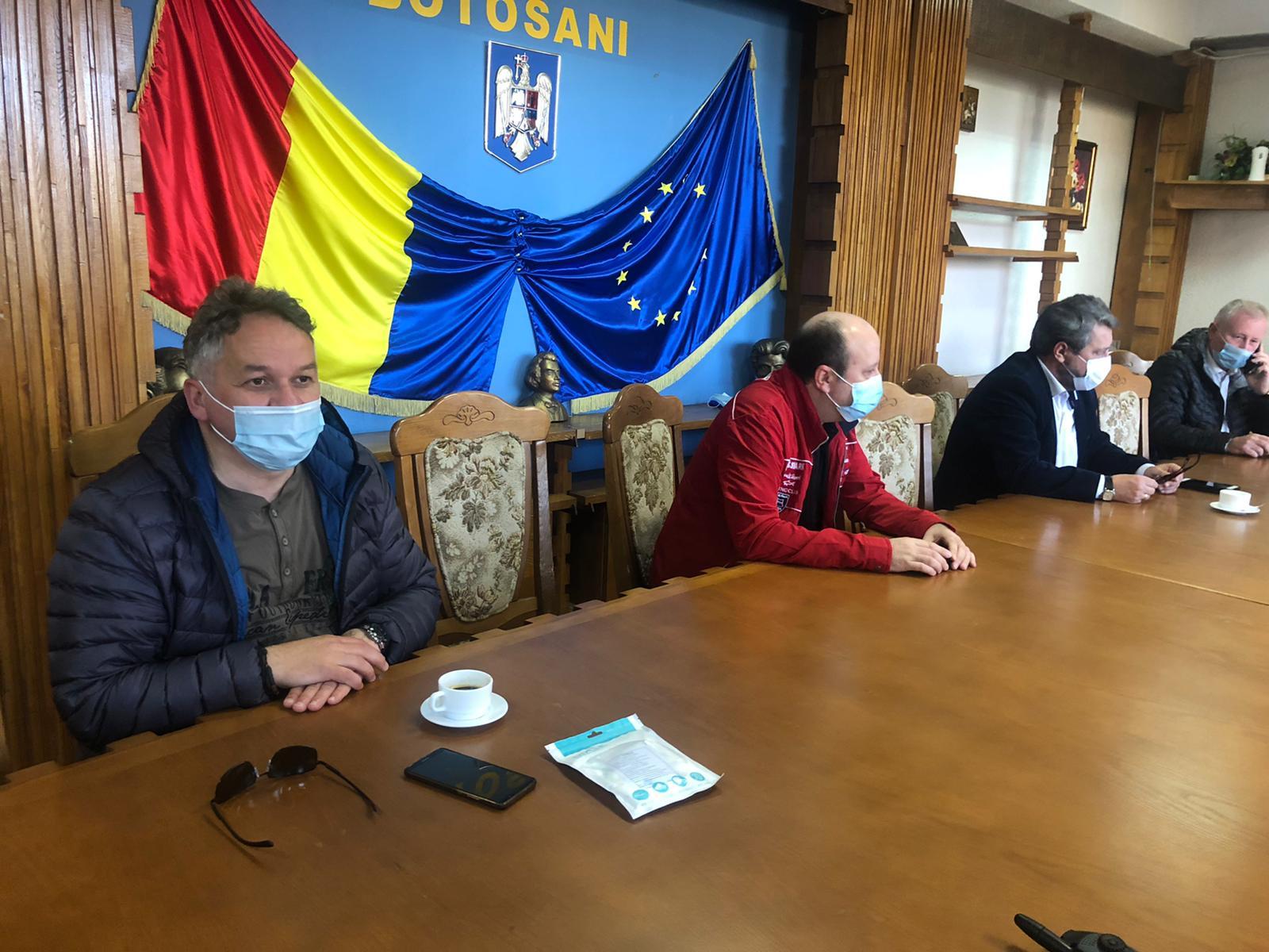 """Gheorghe Sorescu, secretar de stat:  """"Nu este cazul să ne relaxăm"""""""