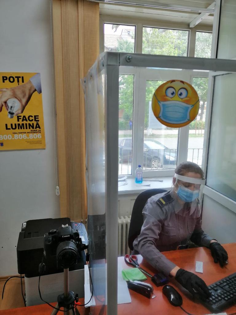 VEZI  ce măsuri au fost luate la Serviciul Public Comunitar de Paşapoarte Botoşani