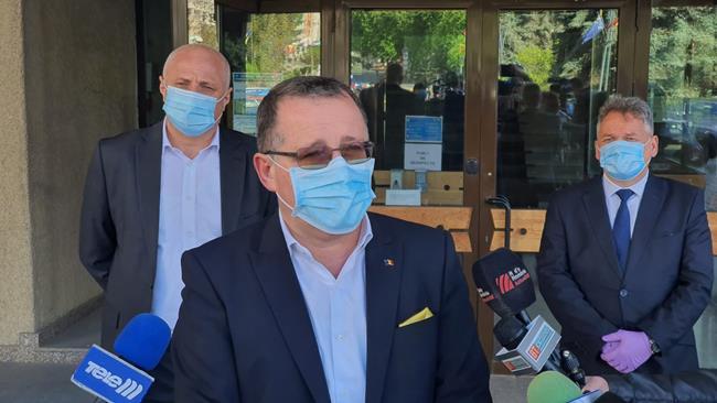 VIDEO/ Efectele secetei și măsurile pe care la va lua Guvernul . Critici aduse programului de reabilitare a sistemului de irigații derulat în guvernarea trecută