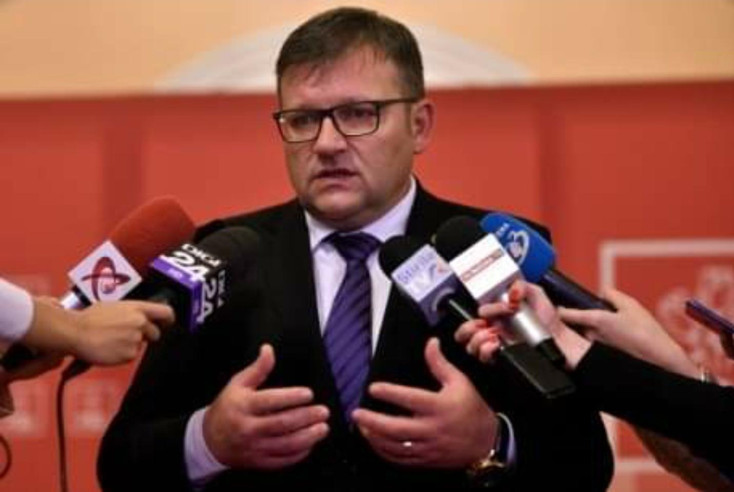 """Marius Budai : """"PSD a dat votul decisiv pentru desființarea pensiilor speciale, PNL joacă la păcănele viața românilor"""""""