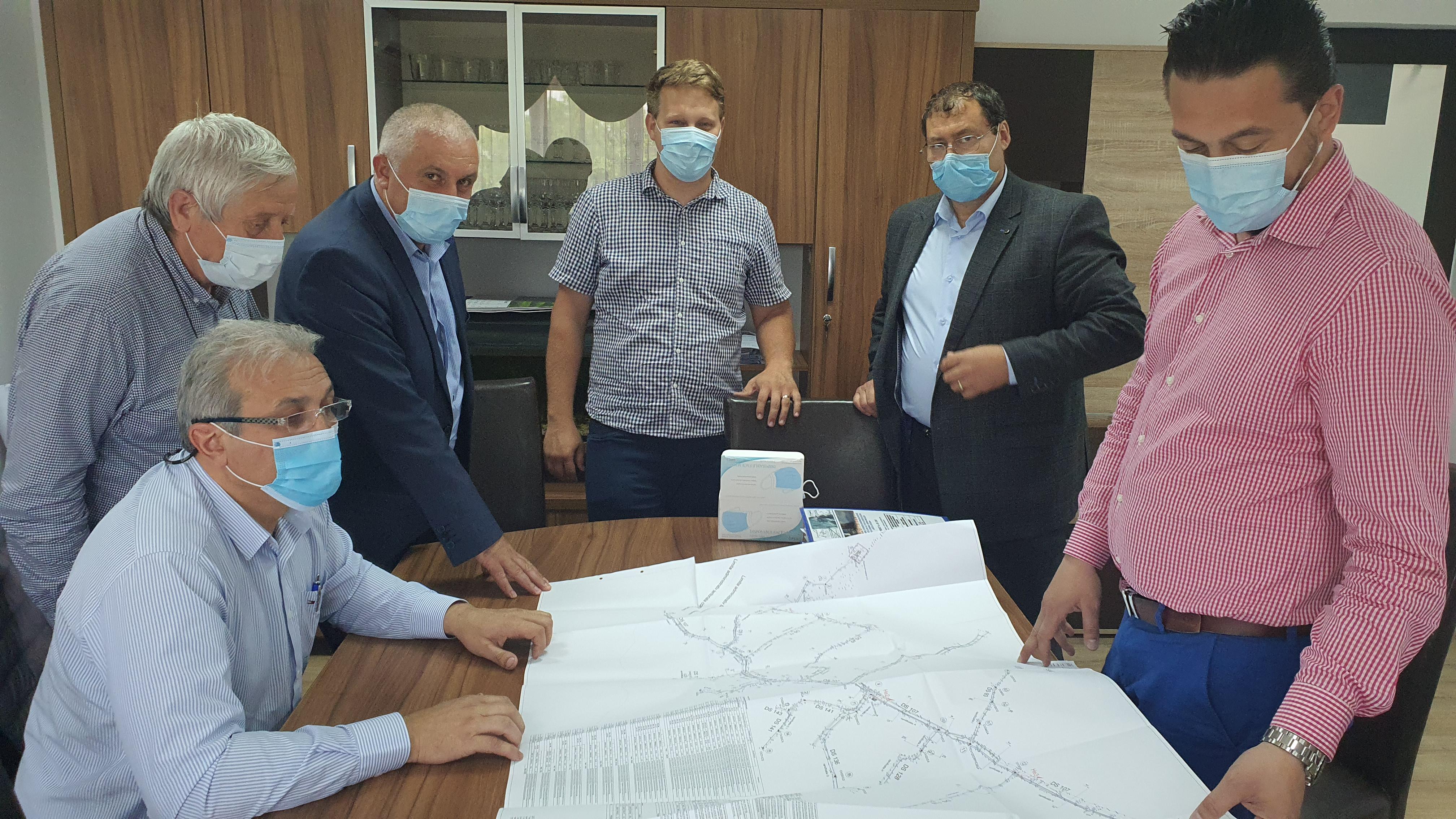A fost finalizată extinderea și modernizare a sistemului de alimentare cu apă din comuna Mihălășeni. O investiție în valoare de 8,82 milioane de lei
