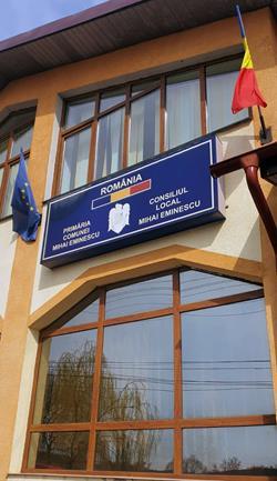 Primaria comunei Mihai Eminescu:  ANUNȚ CU PRIVIRE LA  NECESITATEA ACHITĂRII TAXELOR ȘI IMPOZITELOR DE CĂTRE CONTRIBUABILI