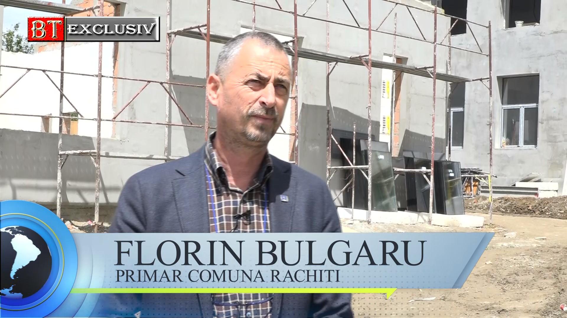 VIDEO/FOTO  Condiții civilizate de educație pentru cei peste 400 de elevi din comuna Răchiți