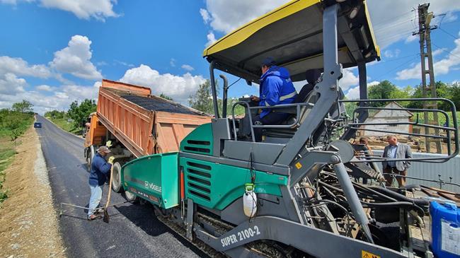 FOTO/VIDEO   Modernizări și investiții RECORD în comuna Stauceni