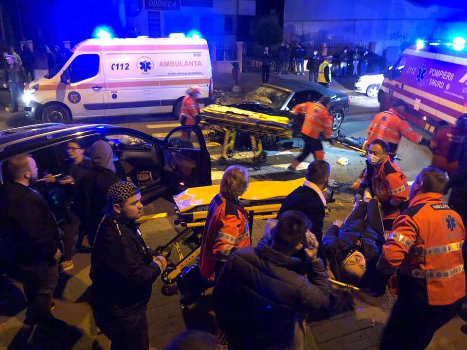 Tânărul care a produs accidentul din Bulevard era și băut și drogat
