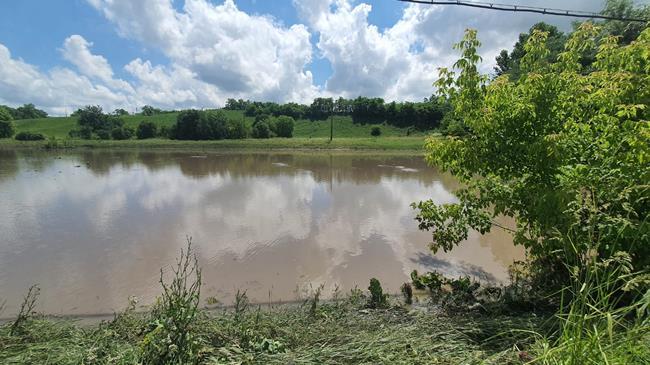 AVERTIZARE  Cod Rosu pentru râurile Baseu, Sitna, Jijia, Miletin și Putreda. Pompierii au intervenit și în municipiul Botoșani