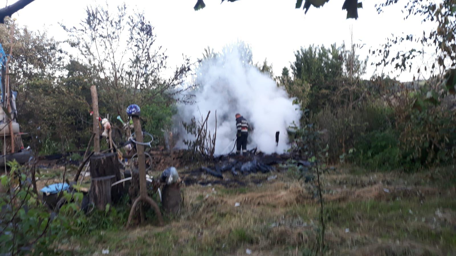 FOTO/ 26 de misiuni ale pompierilor botoșăneni în ultimele 24 de ore