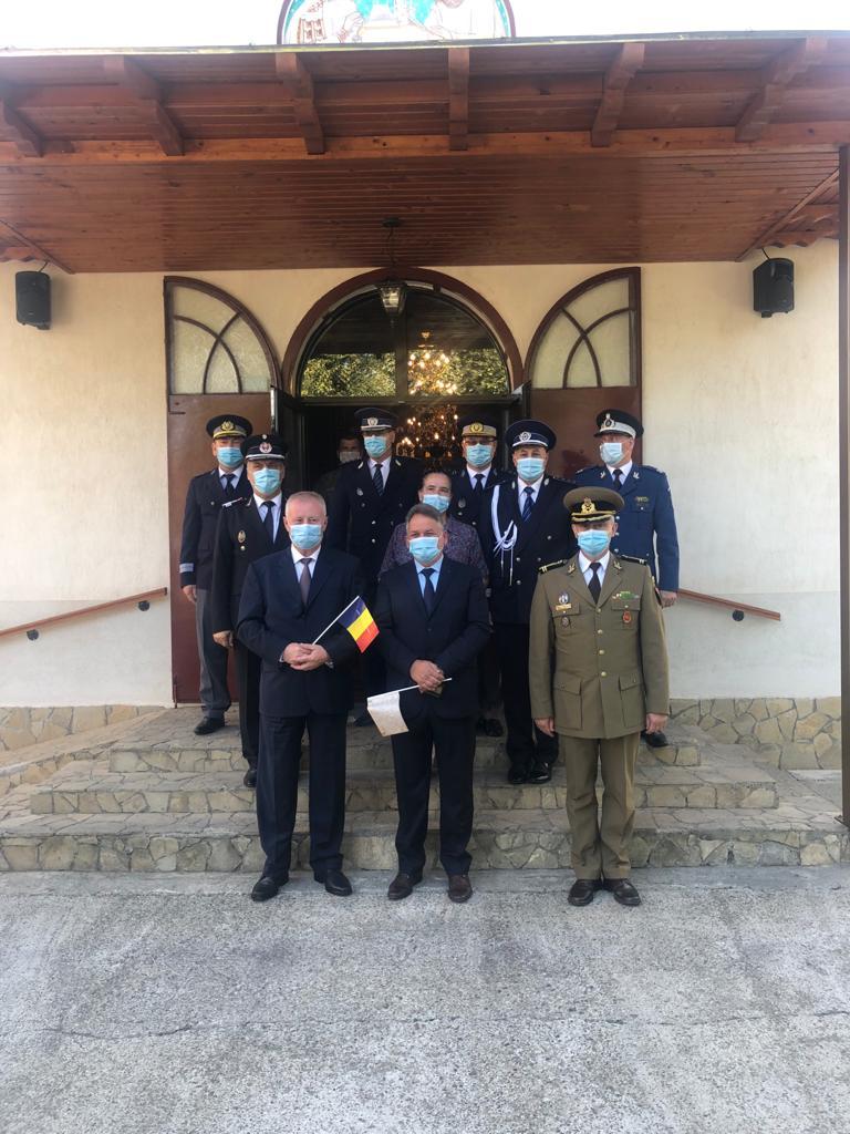Mesajul prefectului județului Botoșani, dl Dan Nechifor, de Ziua Imnului Național