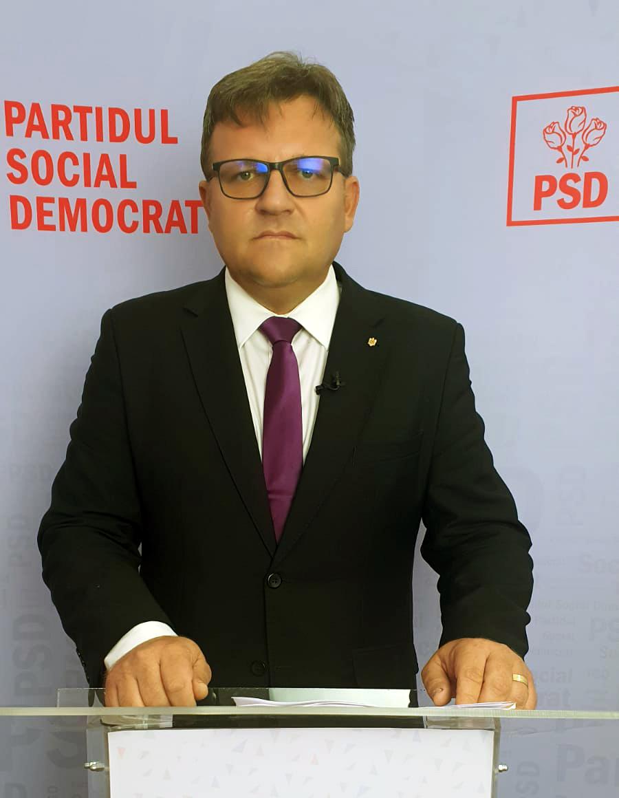 """Marius Budăi: """"Guvernați în interesul cetățenilor români sau plecați acasă!"""""""