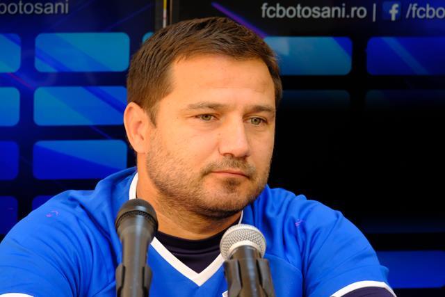 """FCSB – FC Botoșani 1-1. Marius Croitoru: """"Am venit aici să câștigăm. Din păcate, băieții s-au speriat în primele 15 minute"""""""