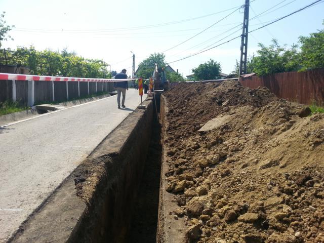 """A fost finalizat Contractul de Lucrări pentru: """"Extinderea reţelelor de apă şi canalizare în ZAA/aglomerarea Botoşani"""""""