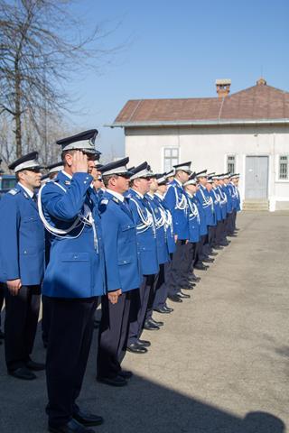 Jandarmeria recrutează candidați pentru Academia de Poliție