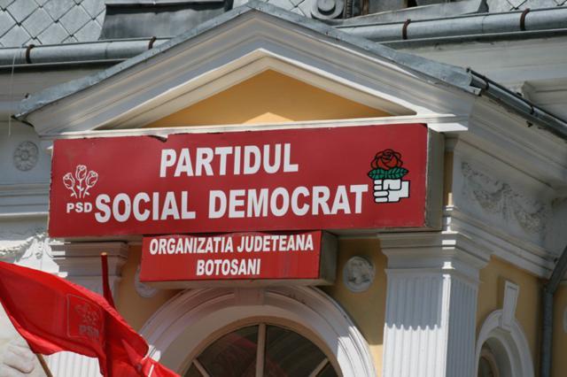 """PSD BOTOȘANI: """"Împrumuturi și hoții fără număr sunt devizele Guvernului Orban!"""""""