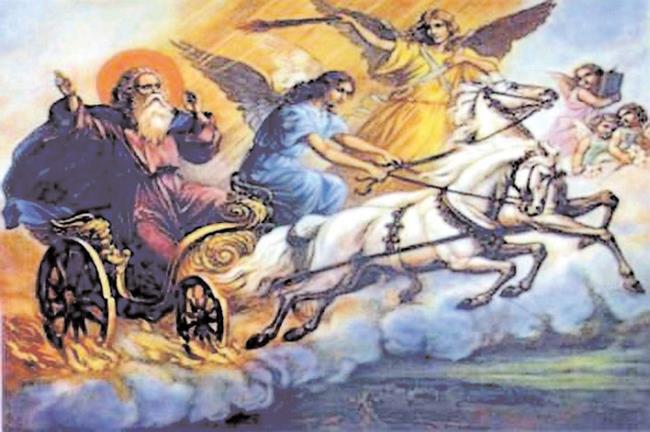 CALENDAR:  Sfântul Ilie, tradiții și superstiții. De ce se binecuvântează merele