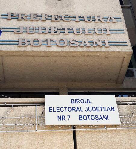 BECJ Botoșani: Au fost desemnați președinţii şi locţiitorii birourilor electorale ale secțiilor de votare