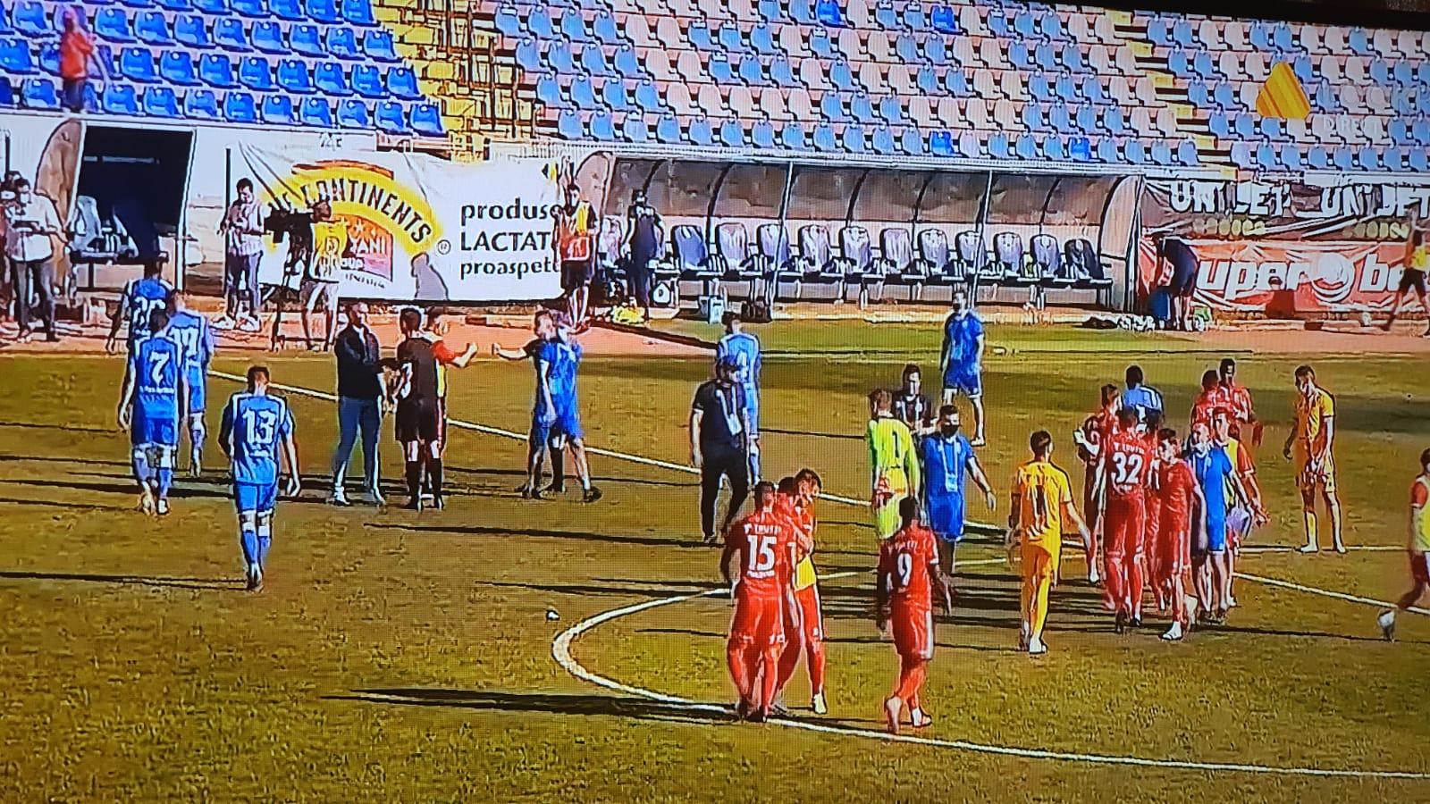 Derby-ul Moldovei:  FC Botoșani – Poli Iași 4-0