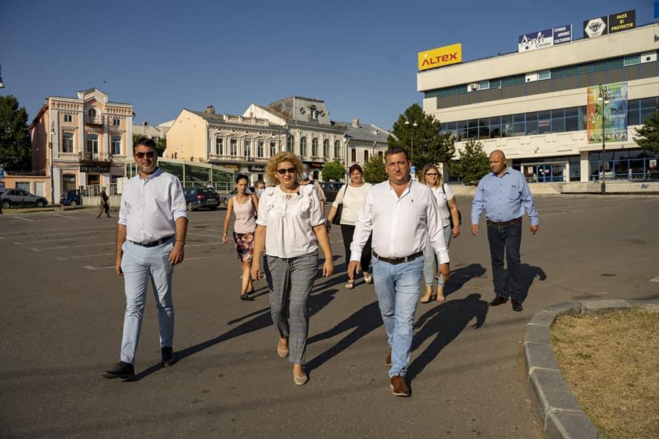 (P)   Echipa ALDE: Pentru noi, dezvoltarea locală nu este doar un slogan!