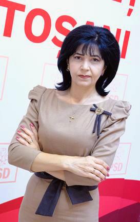 Doina Federovici a câștigat funcția de Președinte al Consiliului Județean