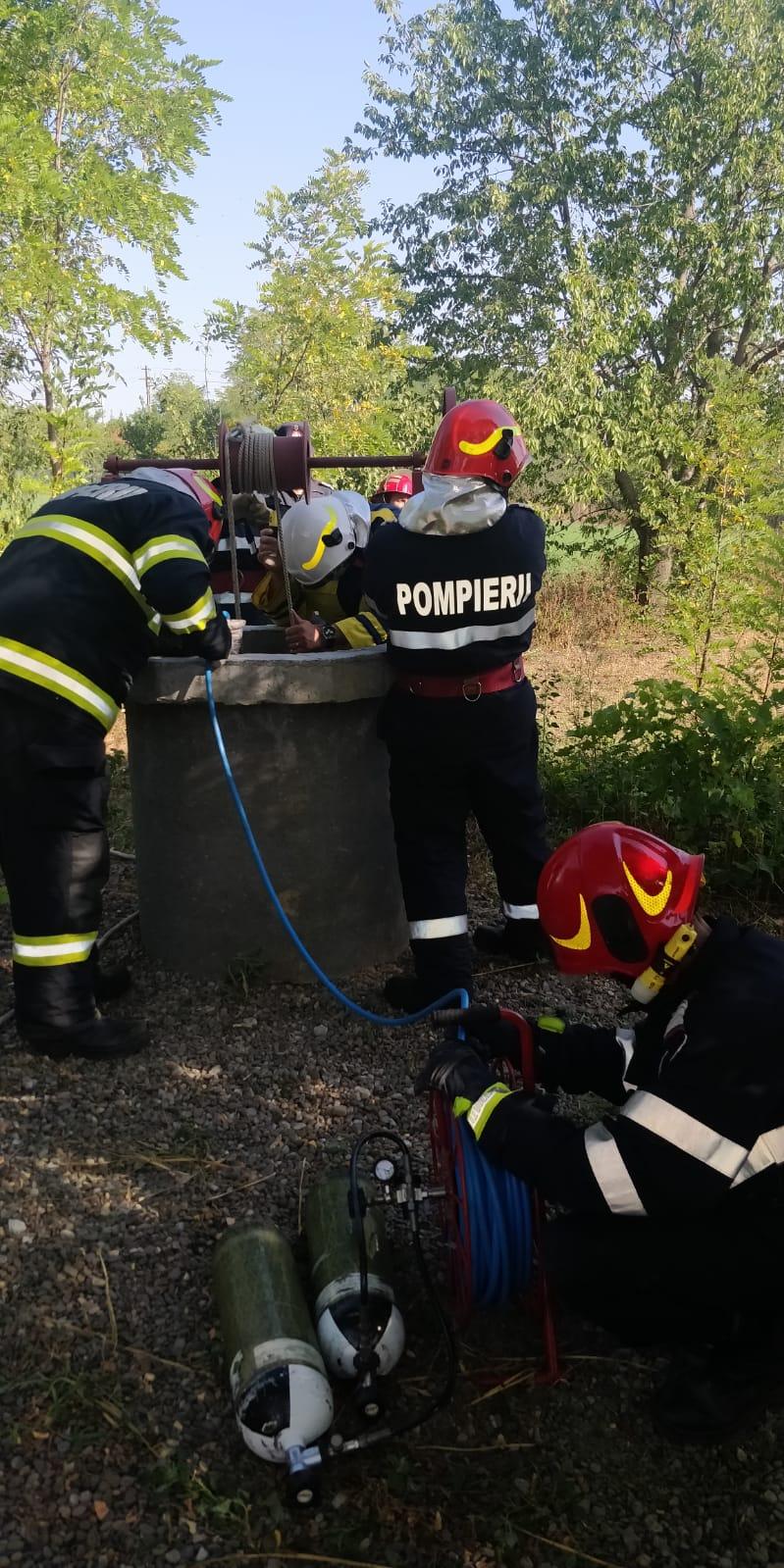 Tragedie la Manoleasa!  Adolescent găsit decedat în fântâna din curtea casei
