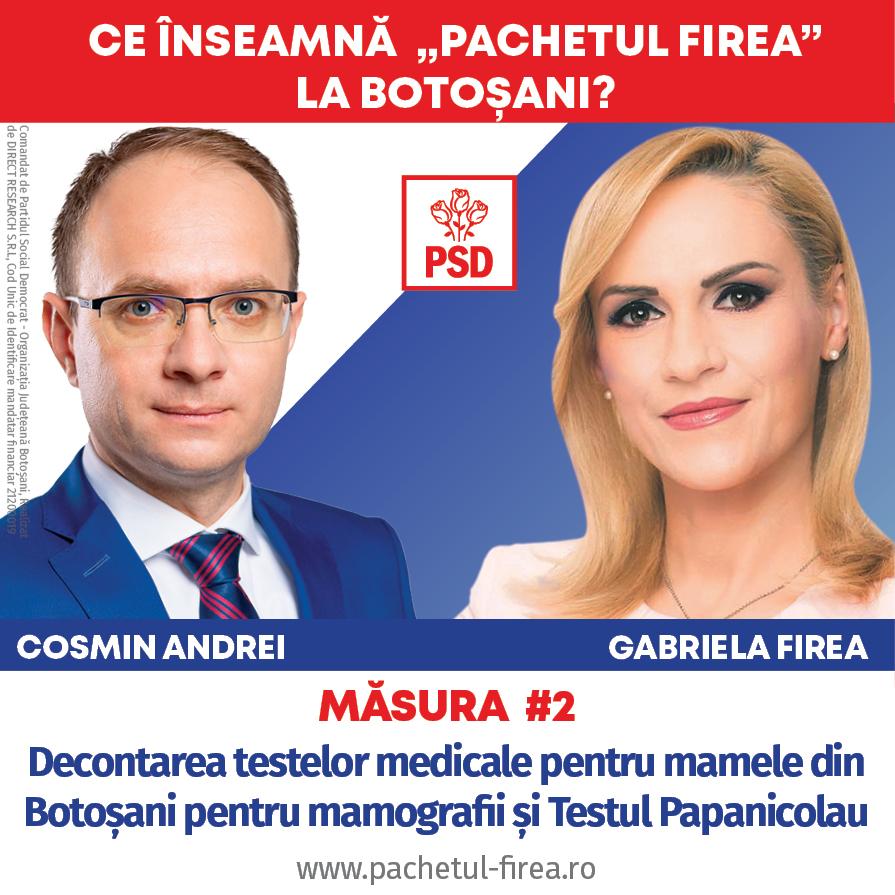 """(P)  Cosmin Andrei: """"Materna și Mame sănătoase în Botoșani sunt programele mele pentru susținerea întemeierii familiilor în orașul nostru din Pachetul social Gabriela Firea"""""""