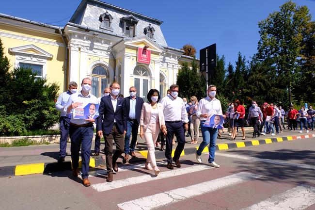 VICTORIE SOCIAL-DEMOCRATA!  Mai bine de jumatate dintre primariile din judet au fost castigate de PSD