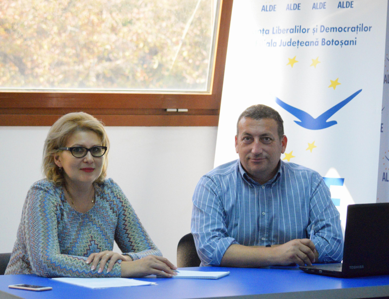 """(P)   ALDE Botoșani:    """"Zona Metropolitană locul cu salarii generoase și eficiență zero!"""""""