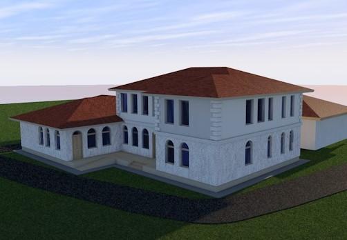 """Consiliul Județean anunță demararea proiectului de investiție """"Construire Sediu Administrativ cu bucătărie și anexă spălătorie""""  în Ștefănești"""