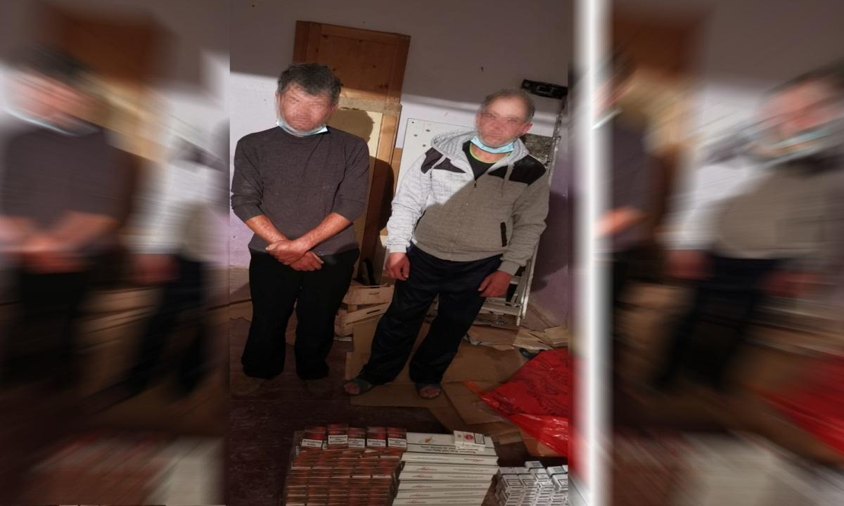 Ţigări de contrabandă descoperite în urma unei percheziţii la Dorohoi